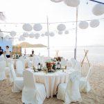 Beach Side Function in Koh Samui